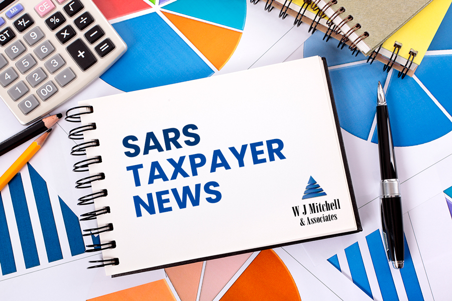 SARS has designed the filing season 2020 for personal taxes covering 3 phases.